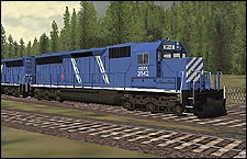 CEFX SD40-2 (SD45) Lease Repaint - 1.11 MB KB
